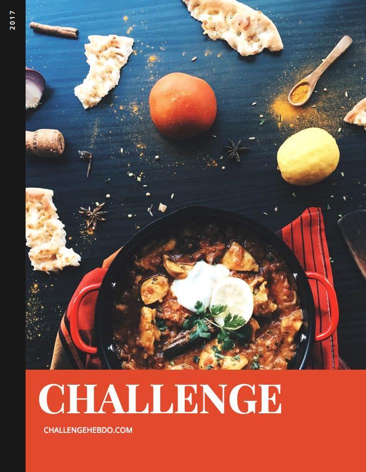 Challenge Hebdo