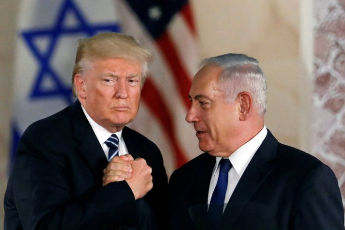 Netanyahu Is Meeting Donald Trump To Push For War With Iran