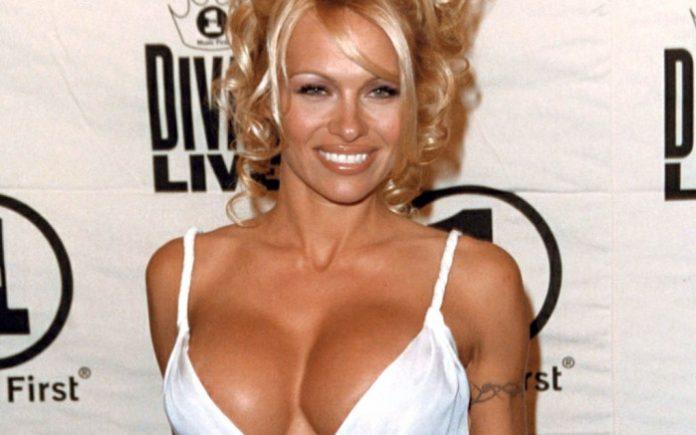 Actress Pamela Anderson Death Hoax