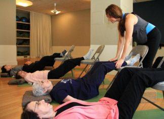 Fitness Program improves quality of life