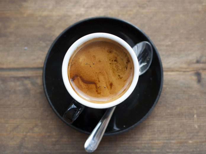 Why you should drink coffee before a workout, Study