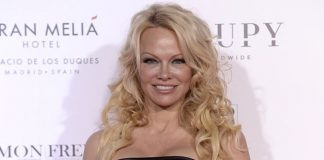 "Pamela Anderson says ""Playboy"" empowered her, saved her life"