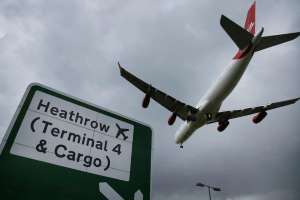 Expansion plans: Heathrow Airport