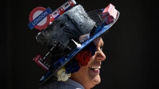 London Underground hat