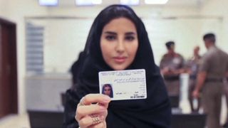 Saudi Arabia has issued its first driving licences to 10 women