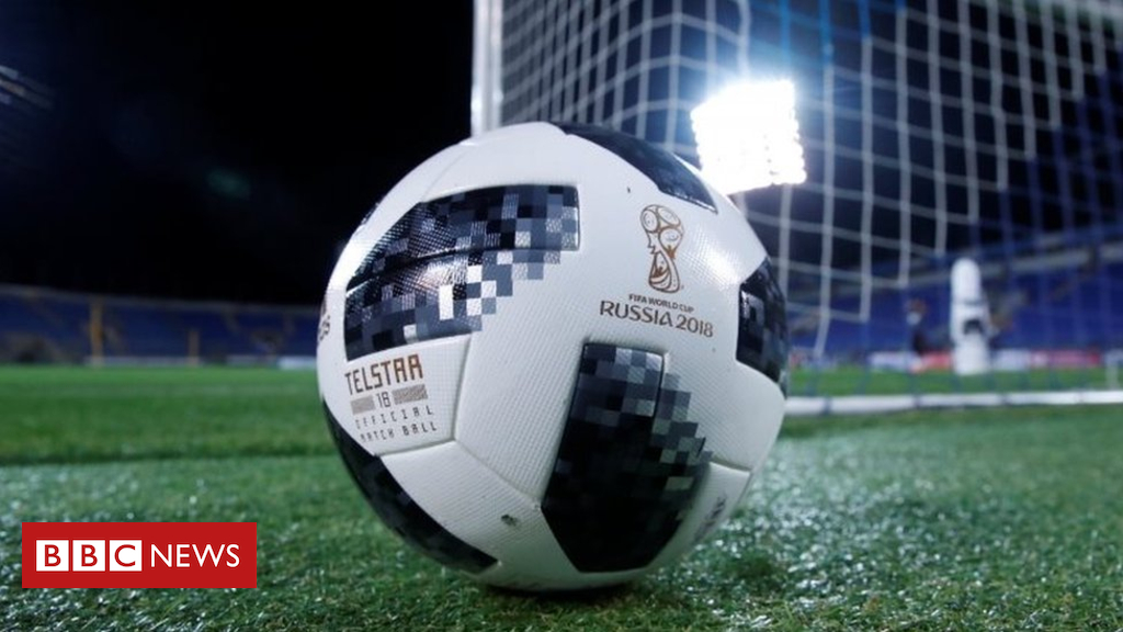 World Cup 2018: Football ban over 'anti-Semitic' video (Details)