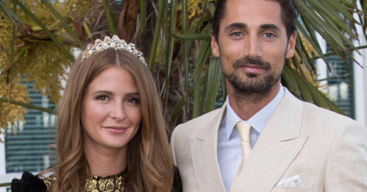 Millie Mackintosh secretly marries Hugo Taylor in low-key registry office before celebrating with lavish country wedding party [Details]
