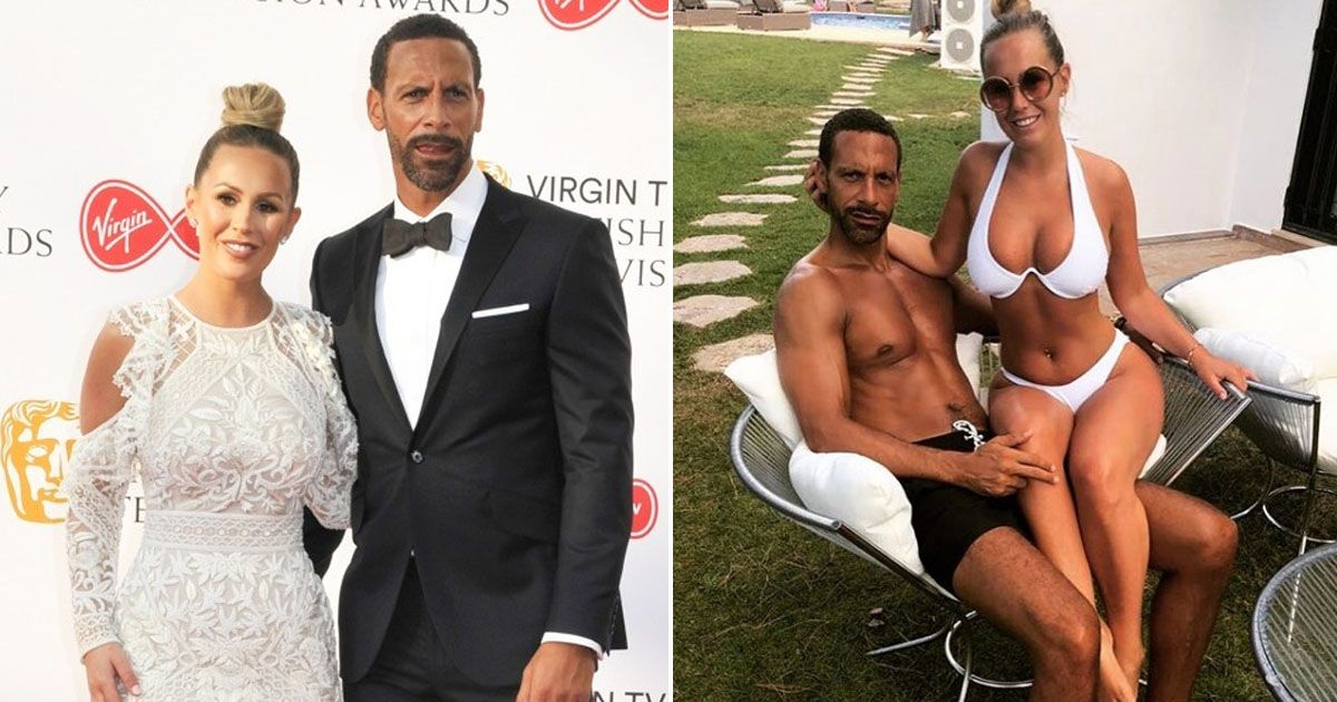Rio Ferdinand 'moving on' after selling family mansion he shared with late wife for £3 million [Details]