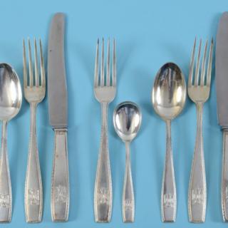 Hitler cutlery