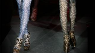 Catwalk modelling
