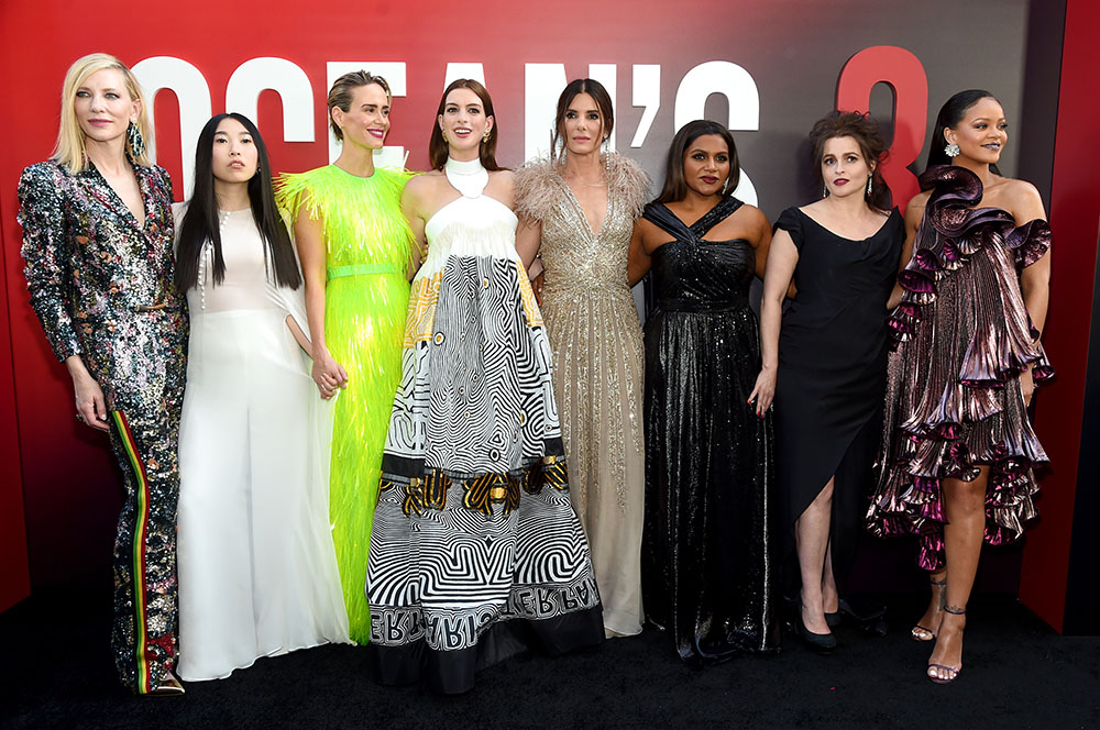 Girls, it's OK to say Ocean's 8 is a mediocre movie (News)