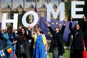 The government has faced criticism over its treatment of EU citizens living in the UK since the Brexit vote.
