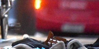 Man Wearing Fake Bomb Stabs two in London