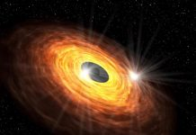 Study: ALMA spots twinkling heart of milky way