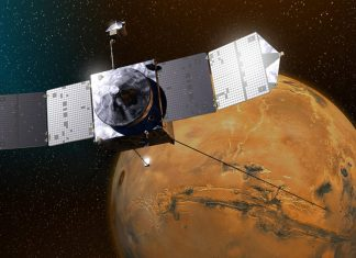 Scientists establish new timeline for ancient magnetic field on Mars