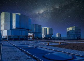 Study: ESO telescope captures the disappearance of a massive star