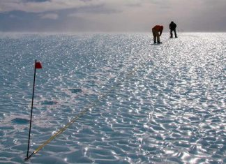 Study: Seasonal sea ice changes hold clues to controlling CO2 levels, ancient ice shows