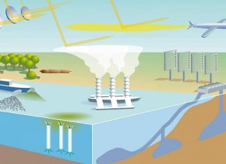 Study: Geoengineering is just a partial solution to fight climate change