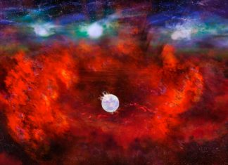 Study: ALMA finds possible sign of neutron star in supernova 1987A