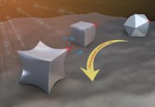 Study: Shape matters for light-activated nanocatalysts