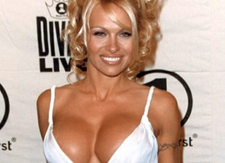Actress Pamela Anderson Death Hoax