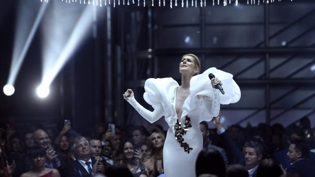 Celine Dion cancels three weeks of Las Vegas residency shows