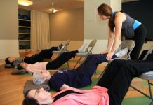 Fitness Program improves quality of life