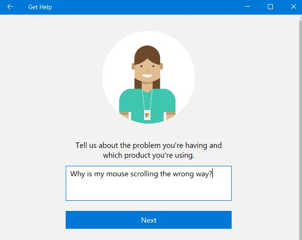 Ask Microsoft Support for Help