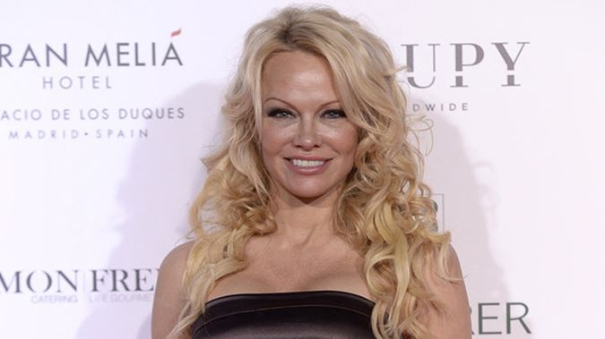 Pamela Anderson says