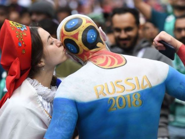 Russian women have been warned against casual relationships