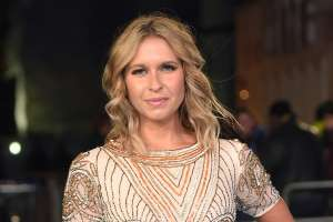 Former EastEnders actress Brooke Kinsella is an anti-knife crime campaigner after the murder of her brother in London in June, 2008.