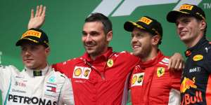 Driver Ratings: 2018 Canadian Grand Prix: The Canadian Grand Prix may not have delivered its typical blockbuster dose of sporting unpredictability, but what it did serve up in 2018 was a host of intriguing storylines.Several drivers delivered hugely impressive performances. Sebastian Vettel was at his imperious best, taking pole position on Saturday before delivering a textbook demonstration of how to control a race.He led every lap en route to his third win of the season. Vettel's domination was in stark contrast to his main title rival Lewis Hamilton, who endured a difficult weekend and ended up finishing in fifth.Managing an overheating power unit during the race provided an unwelcome distraction for Hamilton but in truth, his weekend was unravelling well before his old specification engine began to sweat on Sunday.Vettel's 25 point haul compared with Hamilton's 10 has resulted in a change of championship leader. Hamilton had slipped to second, with Vettel retaking the top spot by one point.A perfect weekend for Vettel surely means a perfect score. Here are our DRIVER RATINGS for the 2018 Canadian Grand Prix.