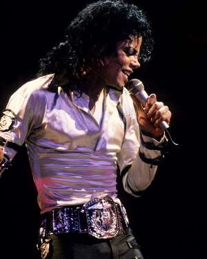 Michael Jackson - provided by Getty