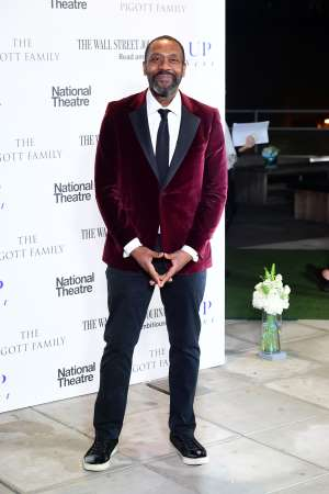 Sir Lenny Henry attending the Up Next Gala held at the National Theatre, South Bank, London.
