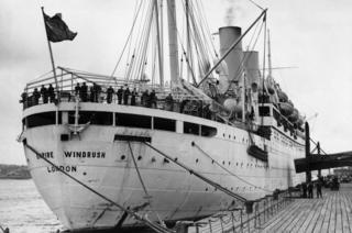 SS Empire Windrush
