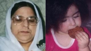 Hameeda Begum and Alana Mian