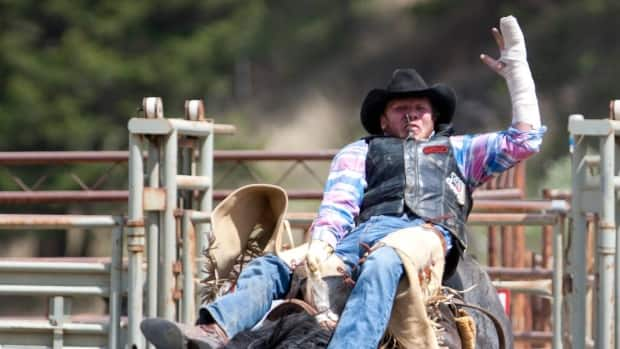 Report Former Rodeo Athlete Says Bodybuilding Helped Him