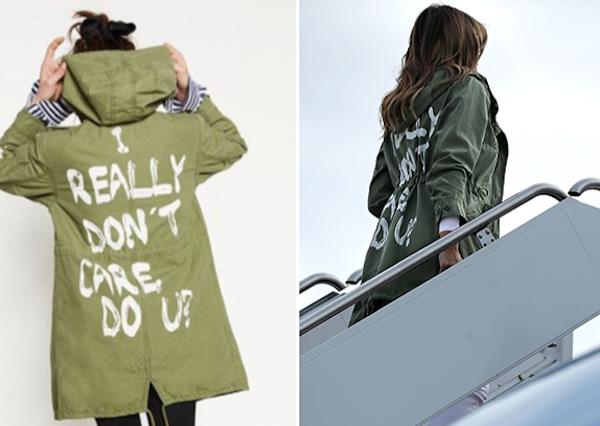 Melanie-Trump-jacket