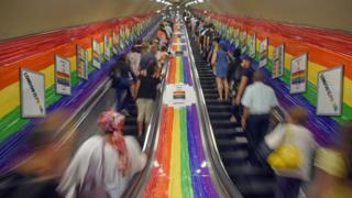 Tube Pride