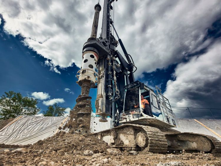 Work has started on the upgrade, which could take up to 10 years. Pic: CERN