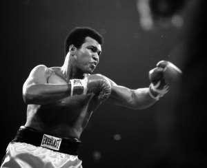 Ali in his prime