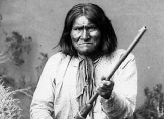 September 4, 1886: Geronimo tribal Chief, Last Native Warrior to Surrender