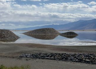Study: Effort to limit dust pollution in Owens Valley is advancing