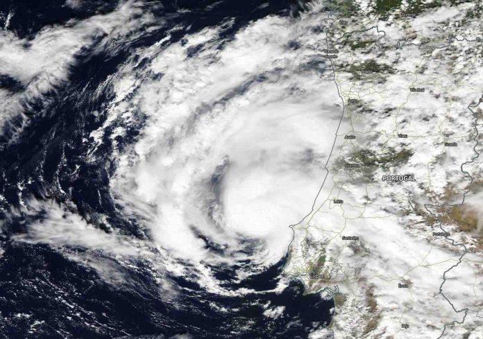 Report: NASA's aqua satellite helps confirm subtropical storm alpha