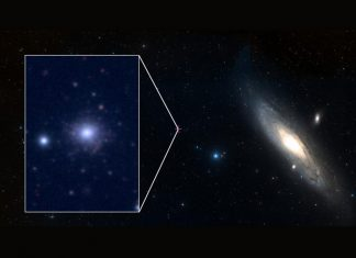 Study: Anemic star cluster breaks metal-poor record