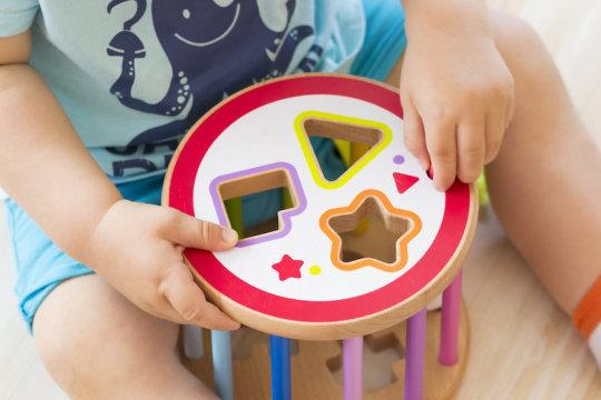Study: Babies' random choices become their preferences