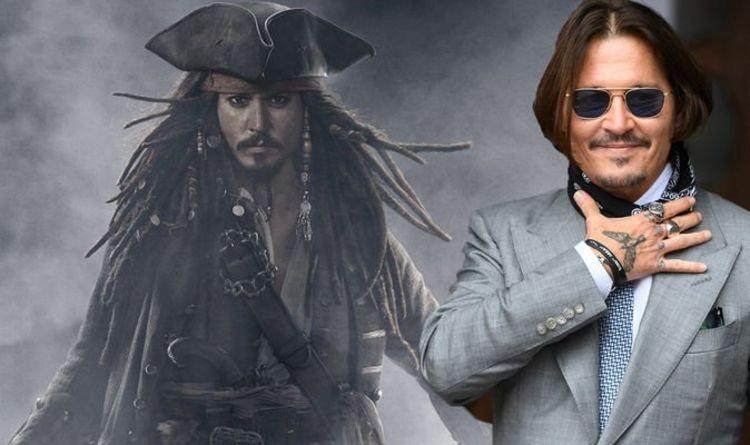 Johnny Depp renonce à son rôle dans la franchise