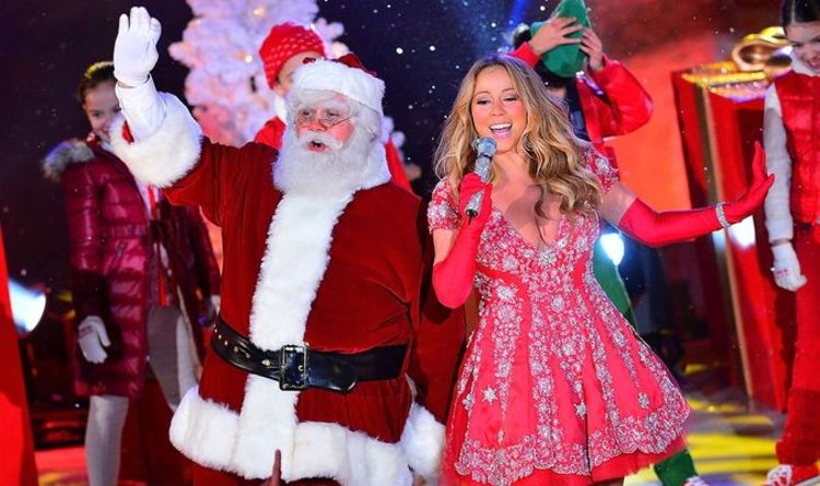 All I Want For Christmas Is You: Mariah Carey song on course for UK No 1 after 26 years   Music ...