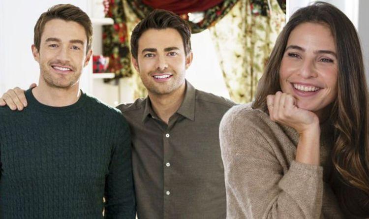 Christmas House actor on Hallmark's first gay Christmas movie – 'Feels like progress'   Films ...