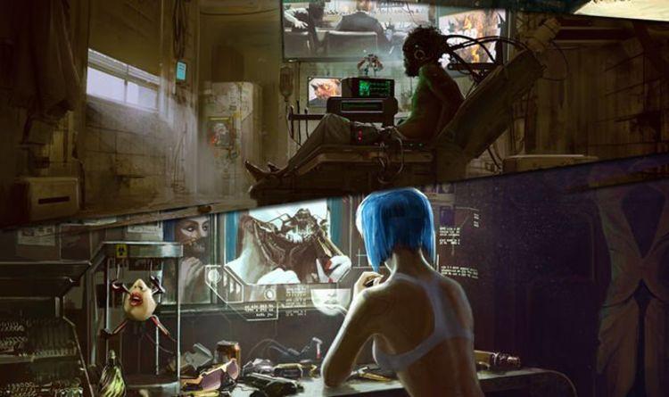 Cyberpunk 2077 release date UK: Great news as Projekt Red ...